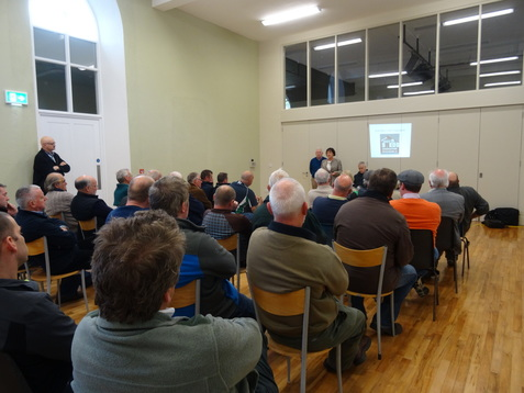 Mens Shed Public Information Meeting