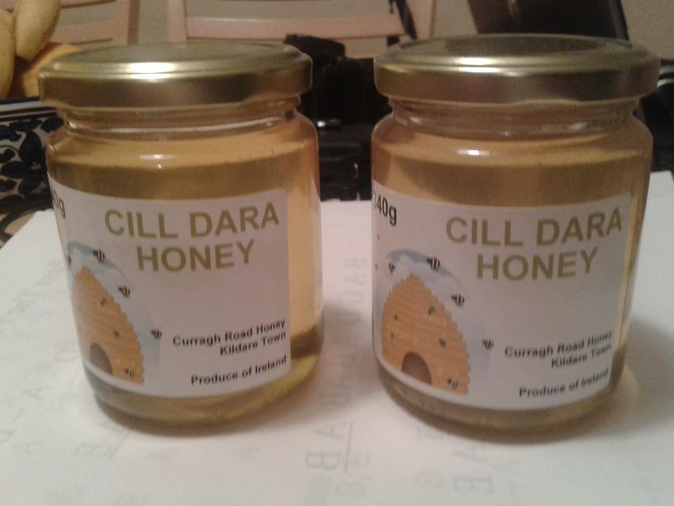 Pre Order Local Honey